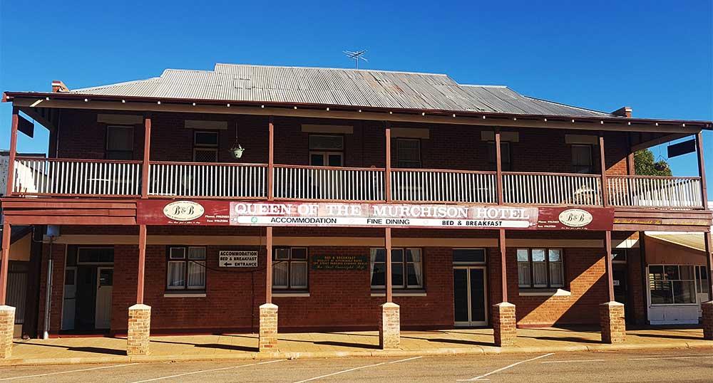 cue western Australia