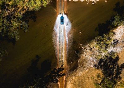 RoadToTheRock-RiverCrossing-DJI_0022credit @RobMulally and @GeorgiaRickard